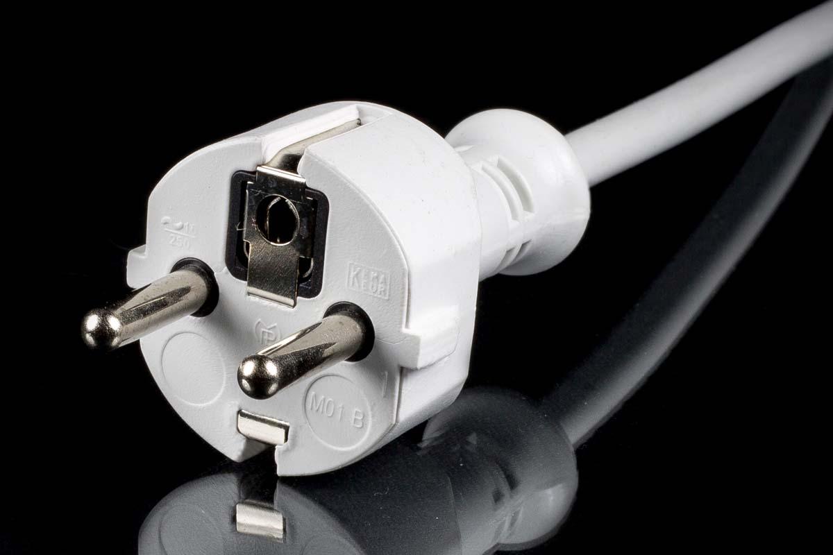 M01B straight plug
