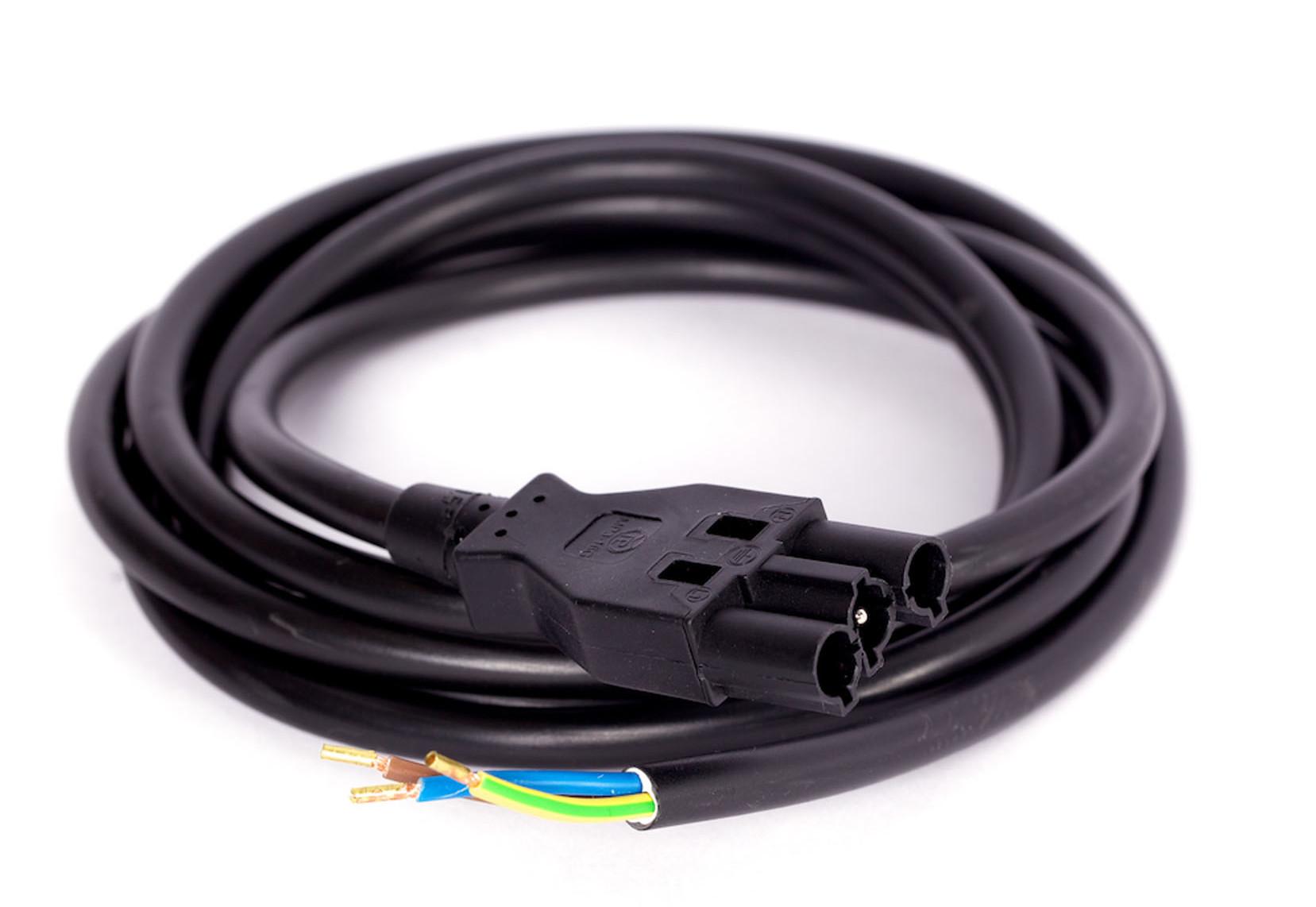 Anschlussleitungen 3-polig