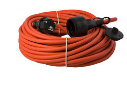 Lawn mover extension cord neopren, IP44