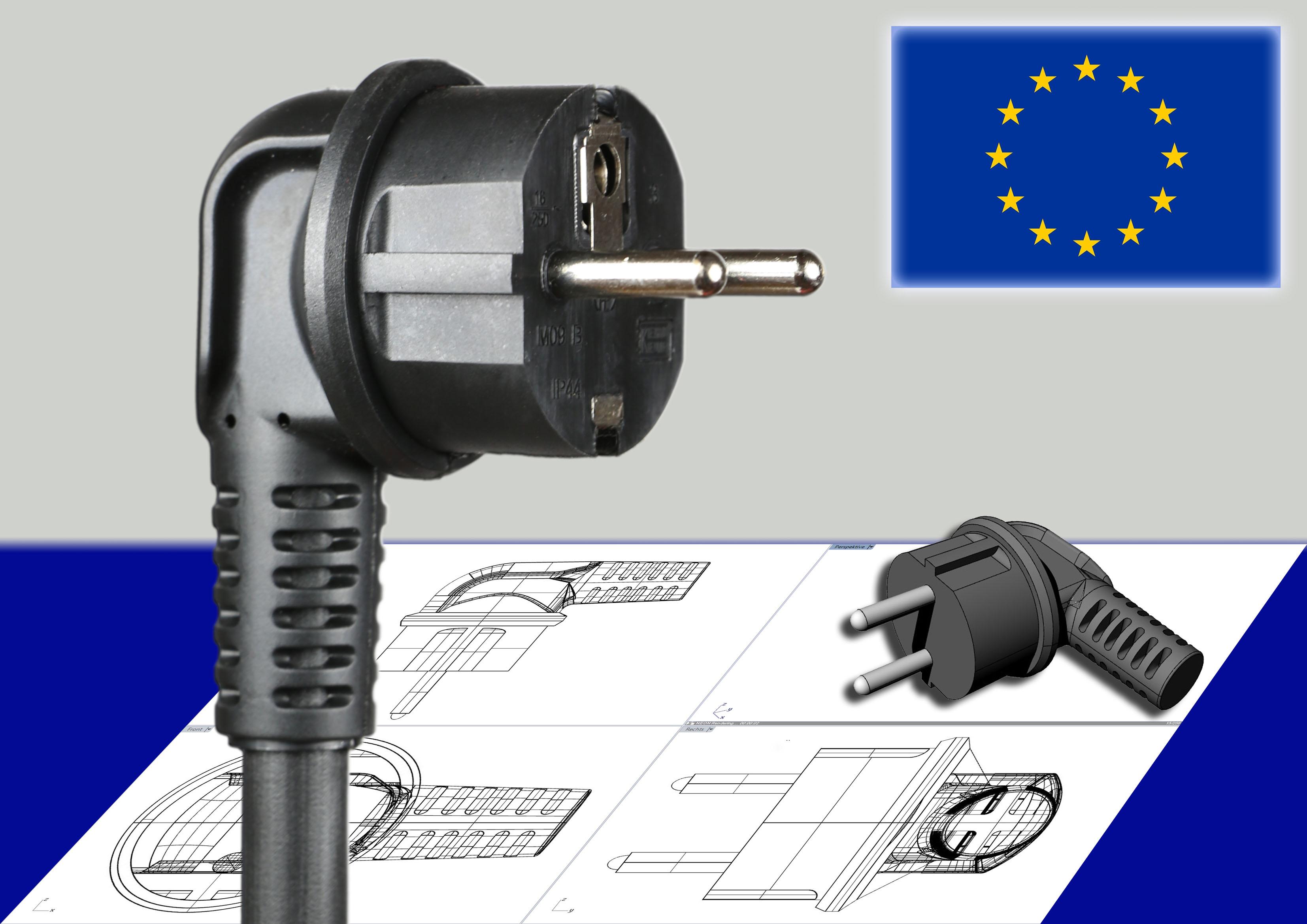 Winkelstecker EU