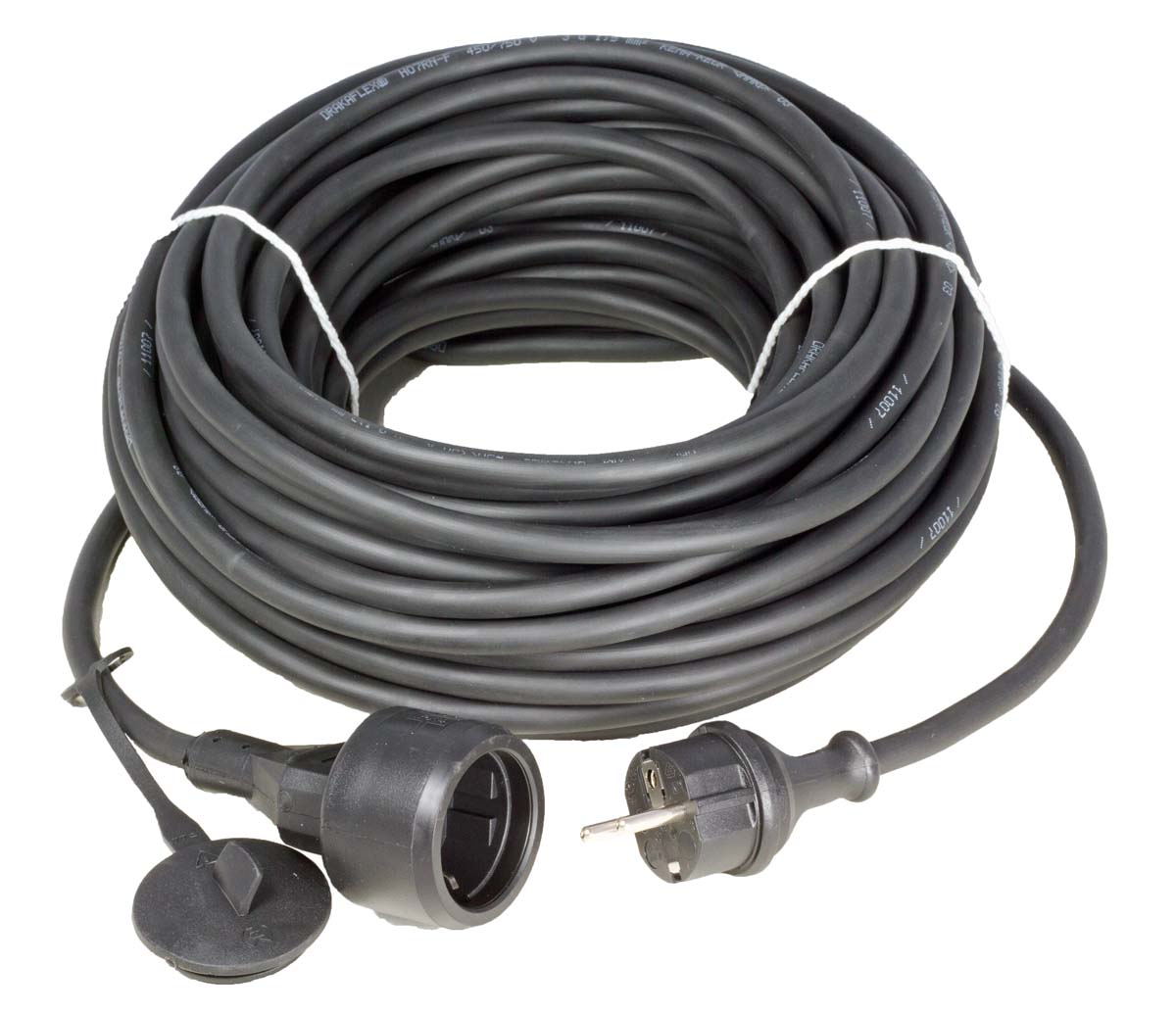 extension cord rubber, IP44