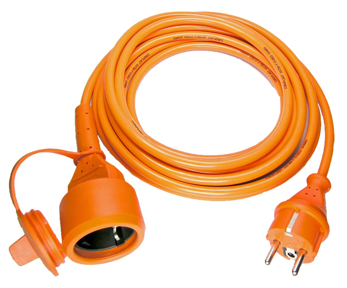 extension cord PUR IP44