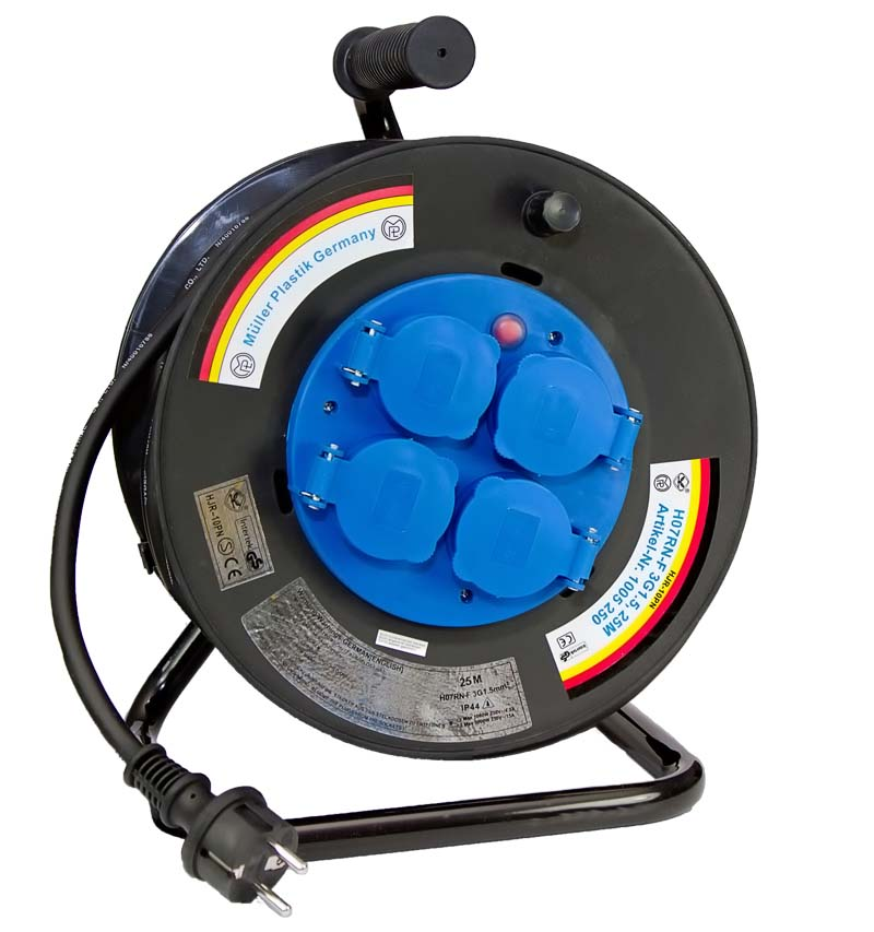Cable reel IP44
