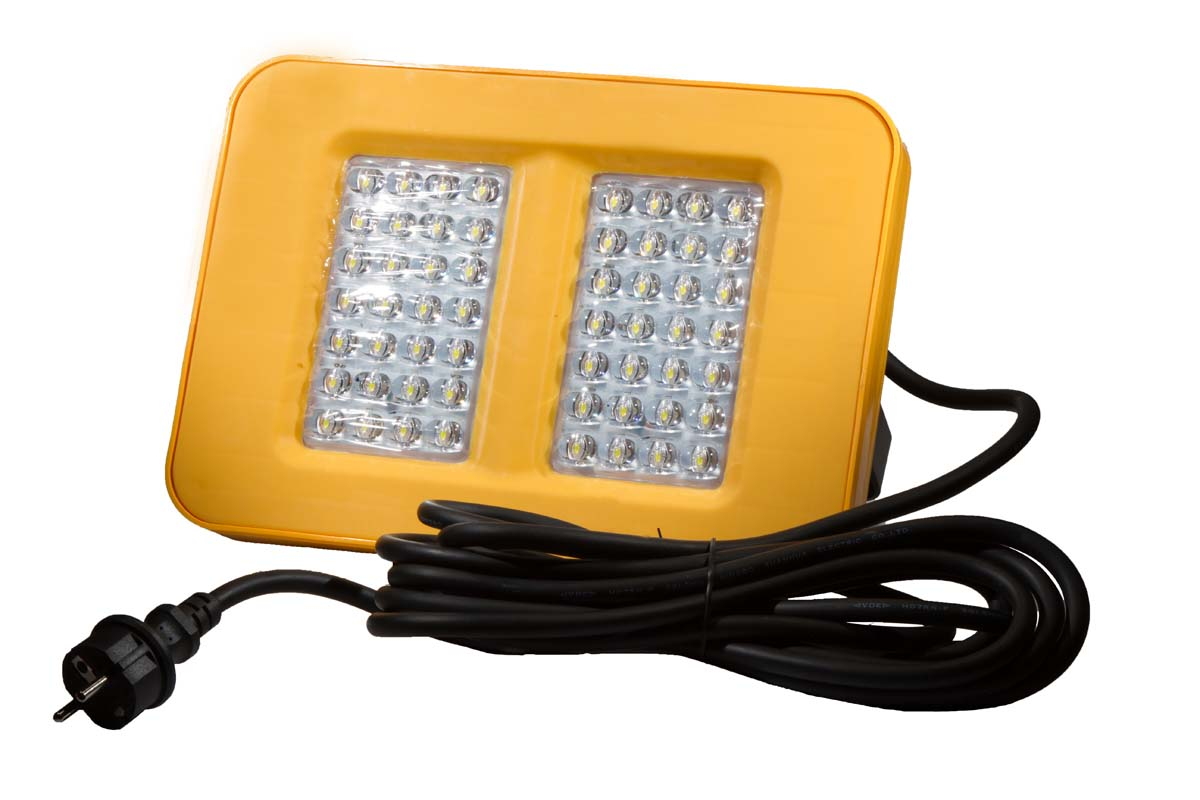 LED high performance work light